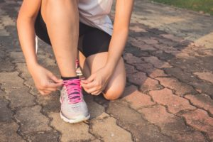 choosing the perfect personal trainer shoe lace